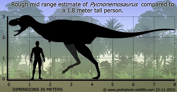 Resultado de imagen de pycnonemosaurus