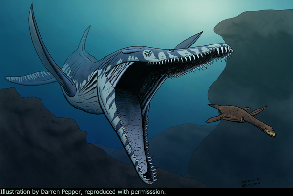 opiniones de pliosaurus